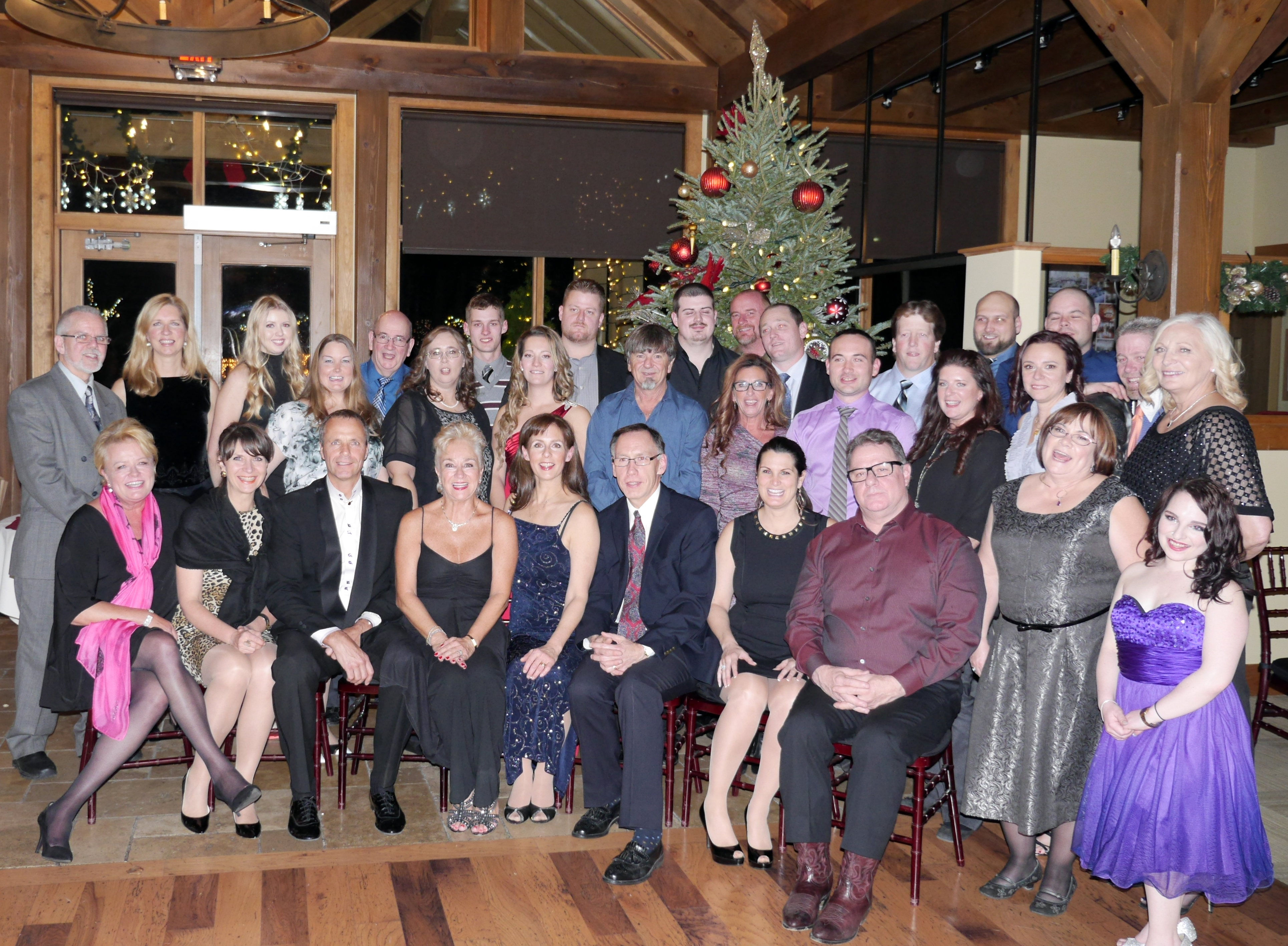 3S Christmas Party - 2015
