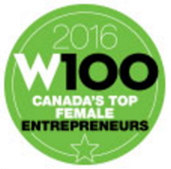 W100 Top 100 Women Entrepeneurs 2016
