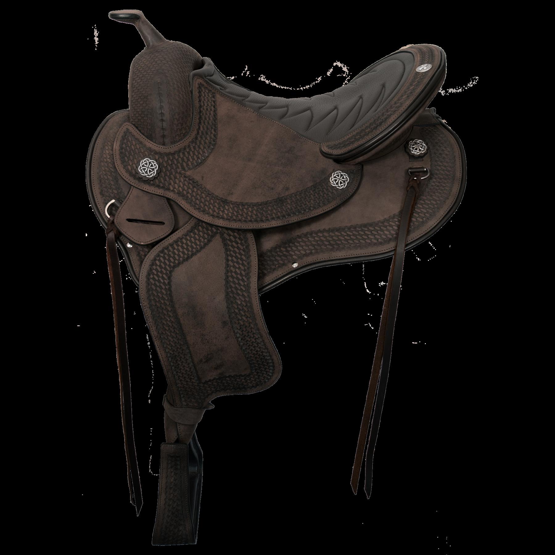 Devin – Western Trail Saddle