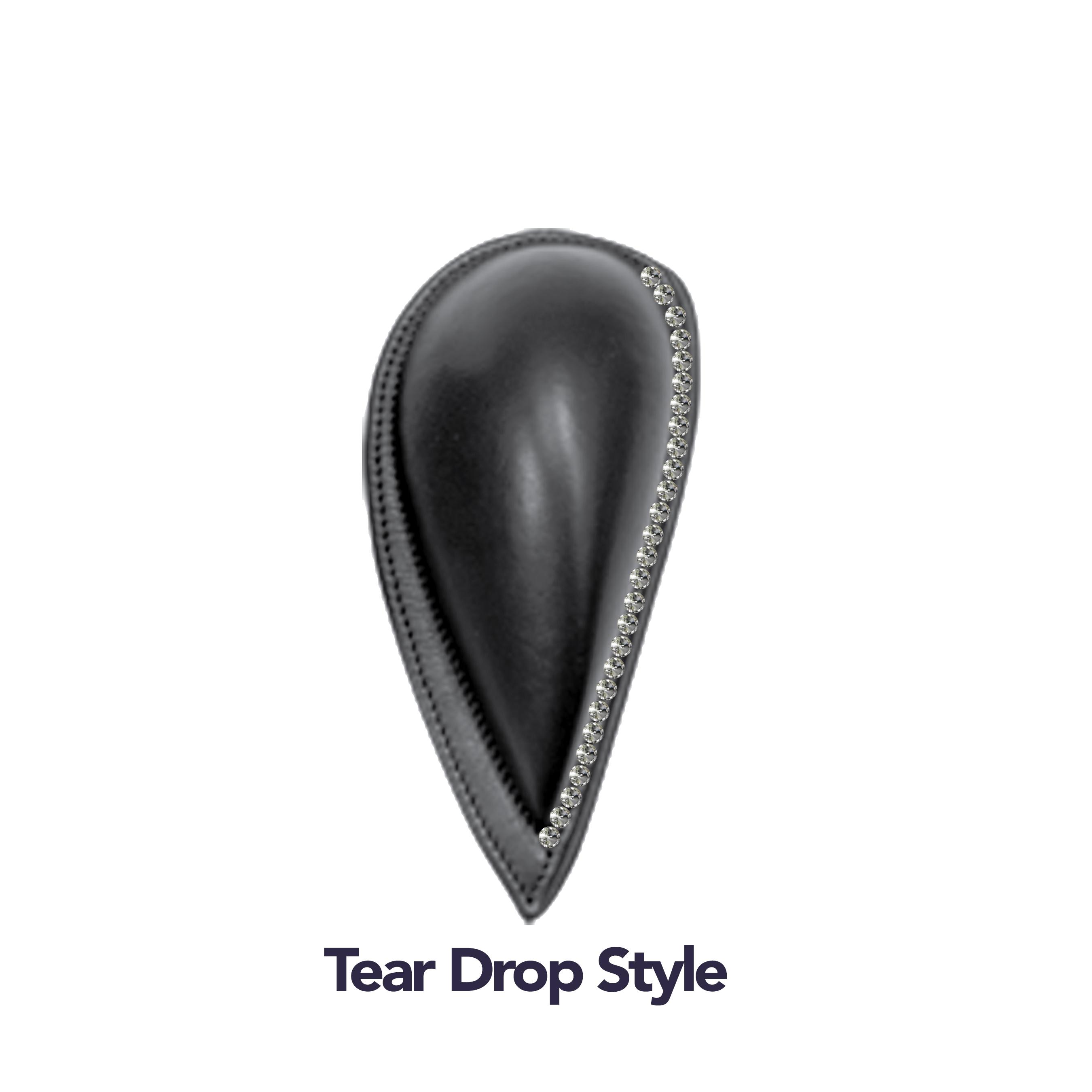Internal Bling Tear Drop Thighroll