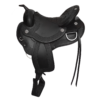 Cadence Saddle with optional Hind Cinch attachment