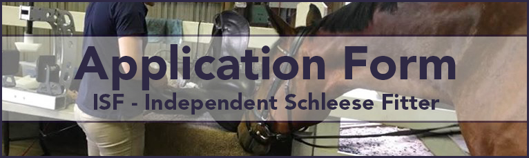 Independent Schleese Saddle Fitter - Schleese
