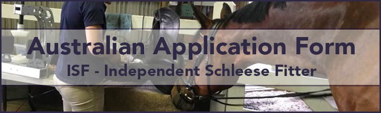 Schleese Independent Saddle Fitter Course - Greenvale