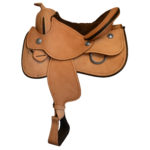 Legacy Western Saddle by Schleese