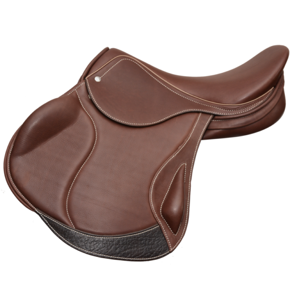 Eventer II Jumping Saddle Side View