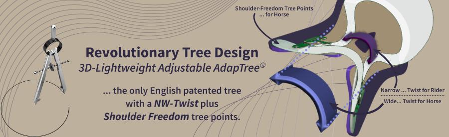 3D Lightweight Adjustable AdapTree